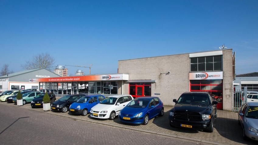 bruin autoservice Den Helder